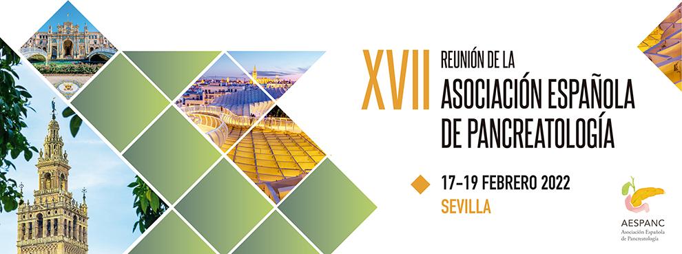 XVII Reunión de la Asociación Española de Pancreatología