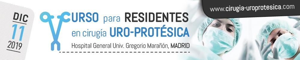 Curso para residentes en Cirugía URO-PROTÉSICA
