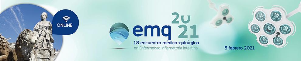 18 Encuentro Médico-Quirúrgico en Enfermedad Inflamatoria Intestinal