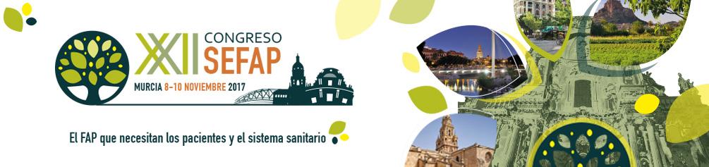 XXII Congreso Nacional de la Sociedad Española de Farmacéuticos de Atención Primaria (SEFAP)
