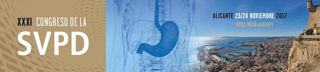XXXI Congreso de la Sociedad Valenciana de Patología Digestiva (SVPD)