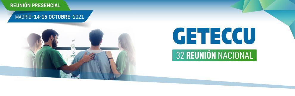 32 Reunión Nacional de GETECCU