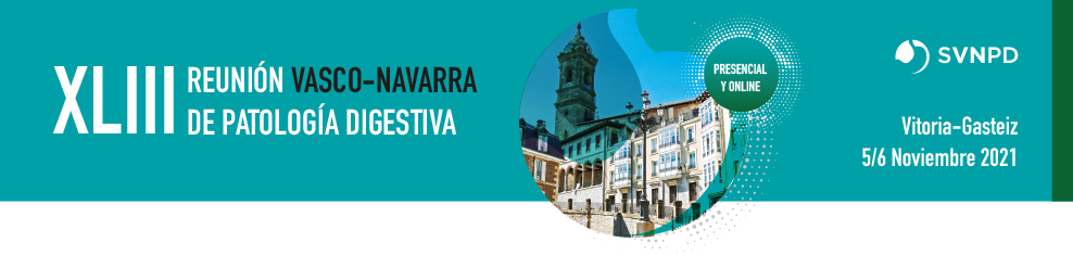 XLIII Reunión Vasco-Navarra de Patología Digestiva