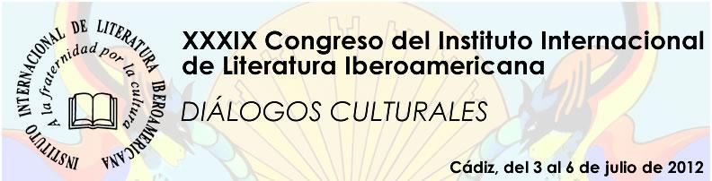 XXXIX Congreso del Instituto Internacional de Literatura Iberoamericana
