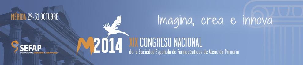 Imagina, Crea e Innova. XIX Congreso Nacional de la SEFAP