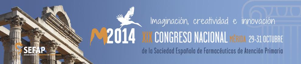 XIX Congreso Nacional de la SEFAP