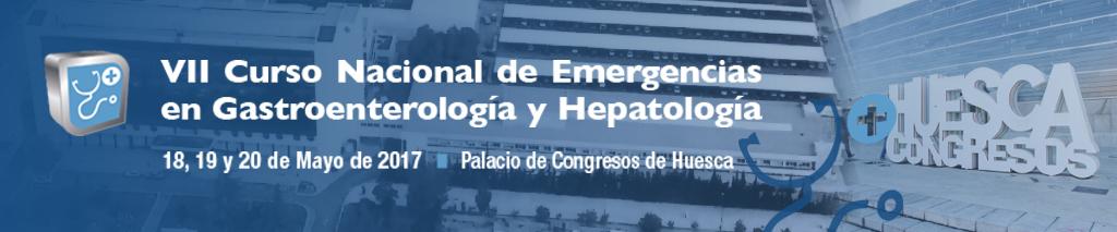 VII Curso Nacional de Emergencias en Gastroenterología y Hepatología