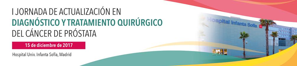 I Jornada de Actualización en Diagnóstico y Tratamiento Quirúrgico del Cáncer de Próstata