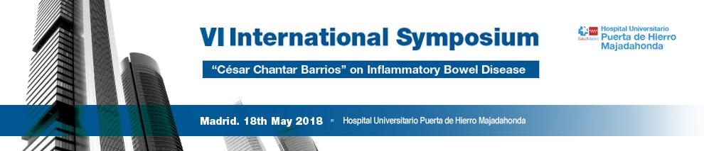 "VI International Symposium ""César Chantar Barrios"" on IBD"