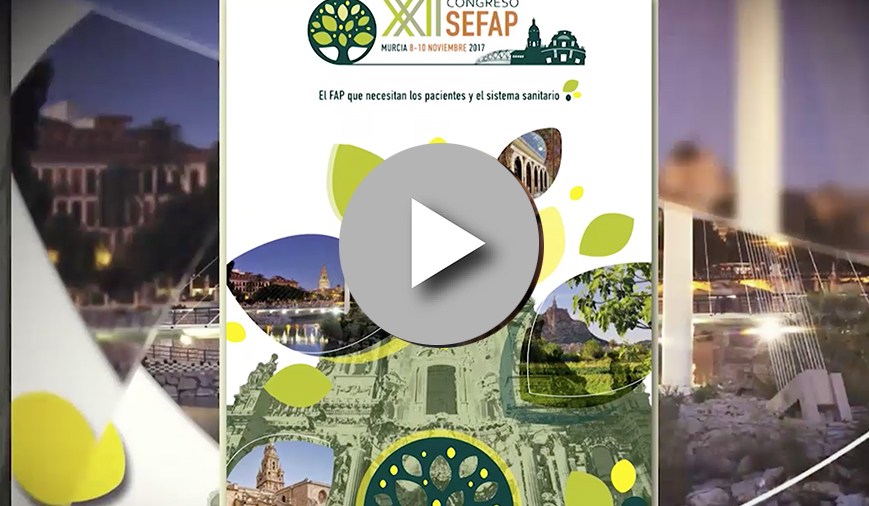 Video XXII Congeso SEFAP